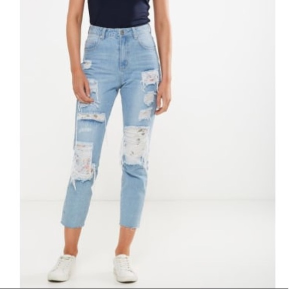 Cotton On Denim - High rises relaxed 90s jeans